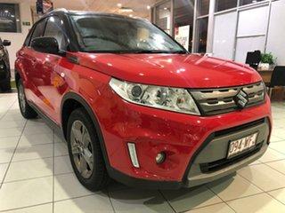 2015 Suzuki Vitara LY RT-S 2WD Red 6 Speed Sports Automatic Wagon.