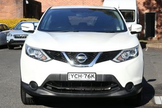 2014 Nissan Qashqai J11 ST White 6 Speed Manual Wagon