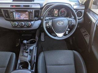 2018 Toyota RAV4 ALA49R GX AWD White 6 Speed Sports Automatic Wagon