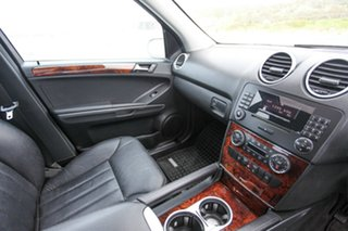 2007 Mercedes-Benz M-Class W164 MY08 ML320 CDI Luxury Silver 7 Speed Sports Automatic Wagon.
