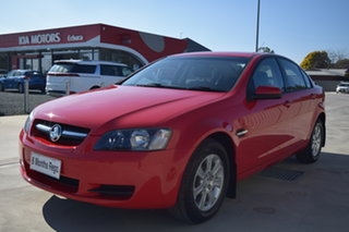 2008 Holden Commodore VE Omega Red 4 Speed Automatic Sedan.