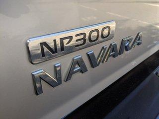 2016 Nissan Navara D23 ST Silver 7 Speed Sports Automatic Utility