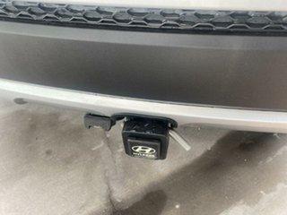 2012 Hyundai Santa Fe DM MY13 Highlander Sleek Silver 6 Speed Sports Automatic Wagon
