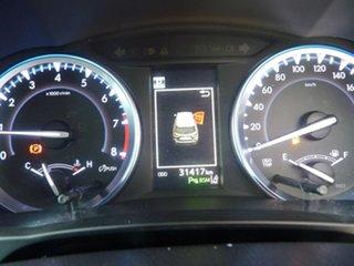 2018 Toyota Kluger GSU55R Grande AWD White 8 Speed Sports Automatic Wagon