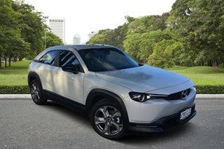 2021 Mazda MX-30 DR2W7A G20e SKYACTIV-Drive Evolve Ceramic 6 Speed Sports Automatic Wagon.