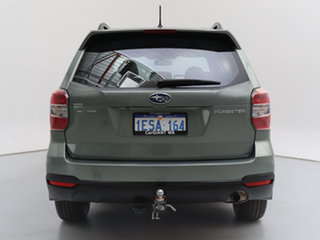 2014 Subaru Forester MY14 2.5I Green Continuous Variable Wagon