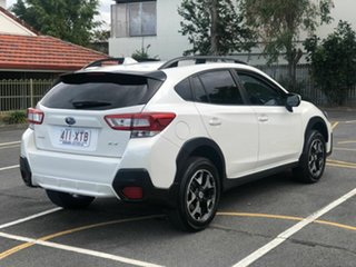 2017 Subaru XV G5X MY18 2.0i Premium Lineartronic AWD White 7 Speed Constant Variable Wagon.