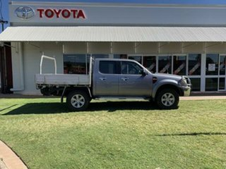 2011 Ford Ranger PX XLT 3.2 (4x4) Grey 6 Speed Manual Double Cab Pick Up