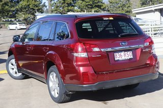 2011 Subaru Outback B5A MY11 2.5i Lineartronic AWD Premium Red 6 Speed Constant Variable Wagon