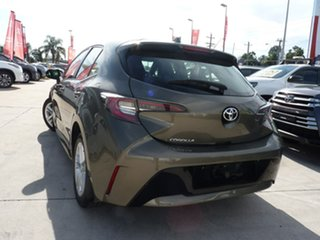 2018 Toyota Corolla Mzea12R Ascent Sport Oxide Bronze 10 Speed Constant Variable Hatchback.
