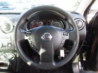 2012 Nissan Dualis J10 Series II ST (4x2) Black 6 Speed CVT Auto Sequential Wagon