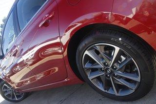 2020 Hyundai i30 PD.V4 MY21 Elite Fiery Red 6 Speed Sports Automatic Hatchback.
