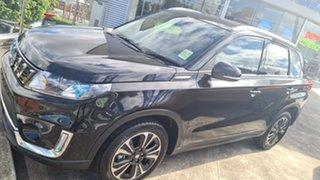 2021 Suzuki Vitara VITARA1 VITARA S-TURBO GLX+ AUTO 2WD Cosmic Black Wagon.