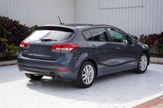 2015 Kia Cerato YD MY15 S Premium Grey 6 Speed Sports Automatic Hatchback.