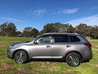 2018 Mitsubishi Outlander ZL MY19 Exceed AWD Grey 6 Speed Sports Automatic Wagon