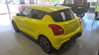 2021 Suzuki Swift SWIFT6 SWIFT SPORT AUTO Champion Yellow Hatchback