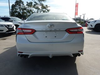 2020 Toyota Camry GSV70R SX Frosted White 8 Speed Sports Automatic Sedan