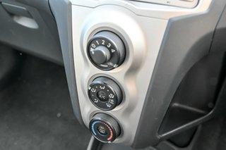 2009 Toyota Yaris NCP90R MY09 Edge Grey 4 Speed Automatic Hatchback