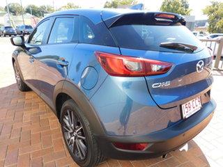 2018 Mazda CX-3 DK2W7A sTouring SKYACTIV-Drive FWD Blue 6 Speed Sports Automatic Wagon