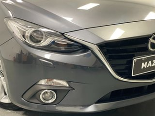 2015 Mazda 3 BM5436 SP25 SKYACTIV-MT GT Grey 6 Speed Manual Hatchback.