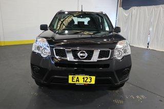 2013 Nissan X-Trail T31 Series V ST 2WD Black/Grey 6 Speed Manual Wagon