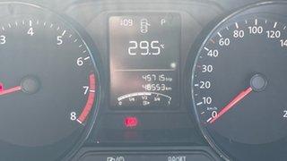 2016 Volkswagen Polo 6R MY16 66TSI DSG Trendline Pure White 7 Speed Sports Automatic Dual Clutch
