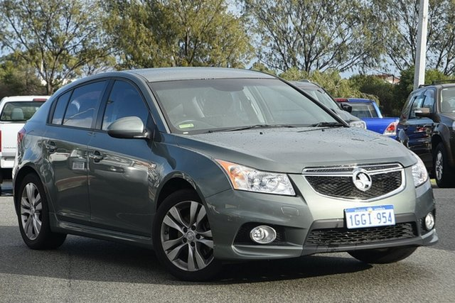 Used Holden Cruze JH Series II MY14 SRi Clarkson, 2013 Holden Cruze JH Series II MY14 SRi Grey 6 Speed Sports Automatic Hatchback