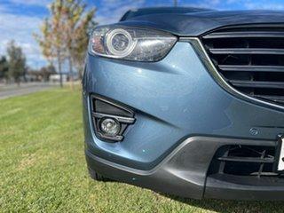 2016 Mazda CX-5 KE1072 Maxx SKYACTIV-Drive Sport Blue Reflex 6 Speed Sports Automatic Wagon.
