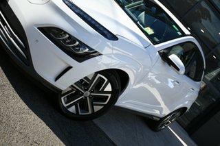 2021 Hyundai Kona OSEV.2 MY20 Highlander Electric SRF Atlas White 1 Speed Automatic Wagon.