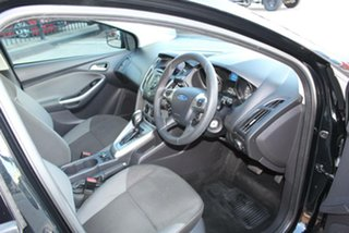 2011 Ford Focus LV MY11 TDCi Black 6 Speed Automatic Hatchback