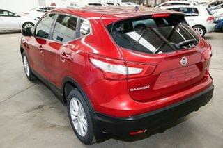 2014 Nissan Qashqai J11 ST Red 6 Speed Manual Wagon