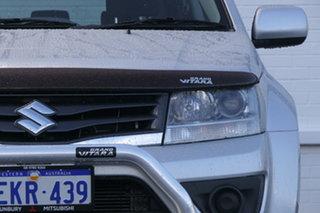2013 Suzuki Grand Vitara JB MY13 Silver 5 Speed Manual Wagon