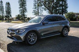 2019 Mercedes-Benz GLC-Class X253 800MY GLC200 9G-Tronic Selenite Grey 9 Speed Sports Automatic