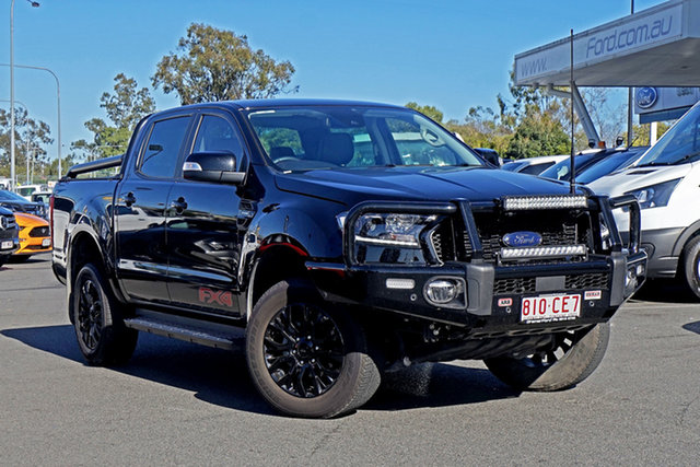 Used Ford Ranger PX MkIII 2020.25MY FX4 Ebbw Vale, 2020 Ford Ranger PX MkIII 2020.25MY FX4 6 Speed Sports Automatic Double Cab Pick Up