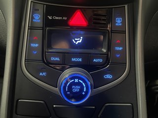 2014 Hyundai Elantra MD3 Elite Dazzling Blue 6 Speed Sports Automatic Sedan