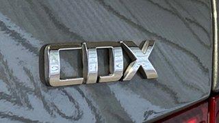 2010 Holden Cruze JG CDX Grey 5 Speed Manual Sedan