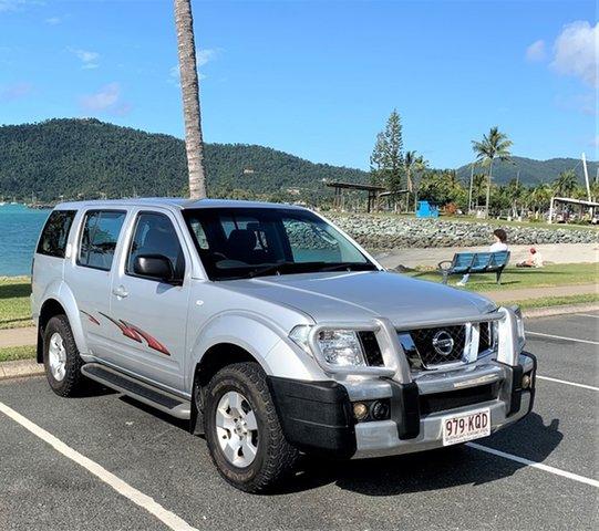 Used Nissan Pathfinder R51 MY07 ST (7 Seat) Proserpine, 2007 Nissan Pathfinder R51 MY07 ST (7 Seat) Automatic Wagon