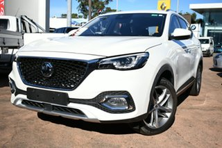 2019 MG HS MY20 Excite White 7 Speed Auto Dual Clutch Wagon.