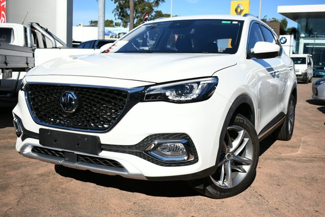 Used MG HS MY20 Excite Brookvale, 2019 MG HS MY20 Excite White 7 Speed Auto Dual Clutch Wagon