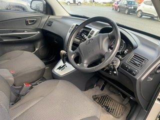 2008 Hyundai Tucson 08 Upgrade City SX Silver 4 Speed Automatic Wagon