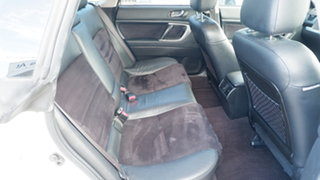 2006 Subaru Outback B4A MY06 R AWD White 5 Speed Sports Automatic Wagon