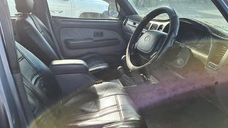 1999 Toyota Hilux KZN165R SR5 (4x4) Blue 5 Speed Manual 4x4 Pickup