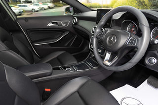 2018 Mercedes-Benz GLA-Class X156 808+058MY GLA180 DCT Iridium Silver 7 Speed.
