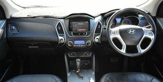 2010 Hyundai ix35 LM Highlander AWD Silver 6 Speed Sports Automatic Wagon.