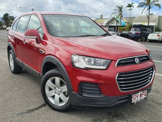 2016 Holden Captiva CG MY16 LS 2WD Red 6 Speed Sports Automatic Wagon