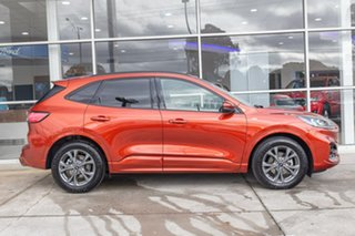 2020 Ford Escape ZH 2020.75MY ST-Line Orange 8 Speed Sports Automatic SUV.