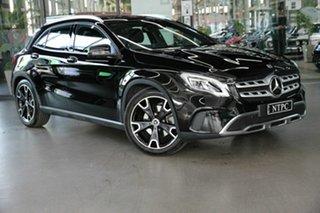 2018 Mercedes-Benz GLA-Class X156 809MY GLA250 DCT 4MATIC Black 7 Speed Sports Automatic Dual Clutch.