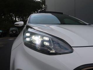2018 Kia Sportage QL MY19 GT-Line AWD White 8 Speed Sports Automatic Wagon.
