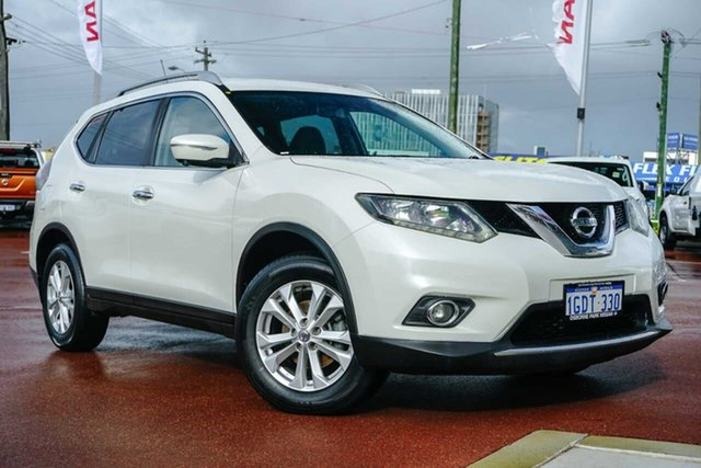 Used Nissan X-Trail T32 ST-L X-tronic 2WD Osborne Park, 2016 Nissan X-Trail T32 ST-L X-tronic 2WD White 7 Speed Constant Variable Wagon