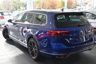 2021 Volkswagen Passat 3C (B8) MY21 206TSI DSG 4MOTION R-Line Aquamarine Blue Metallic 6 Speed.